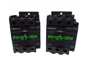 Контактор Schneider Electric LC1E